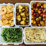 週末お弁当作り置き。5種類のお惣菜を時短で作る!
