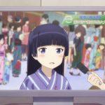 アニメ「エロマンガ先生」8話目感想、黒猫や豪華キャラ登場に歓喜♡ ※ネタバレ