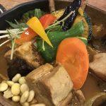 今話題の「SAMURAI」のスープカレーを食べたら凄く美味しかった!