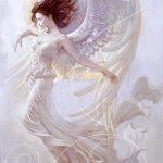 同じ人間とは思えないと話題のパリコレモデルがまるで天使!