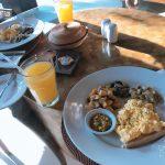 ディシニ ラグジュアリー スパ ヴィラズで朝食を色々変えて頼んでみた!/宿泊記【バリ島旅行記】